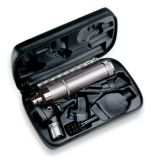 25090-BI Welch Allyn 3.5v Fibreoptic Otoscope with C-Cell handle in hard case